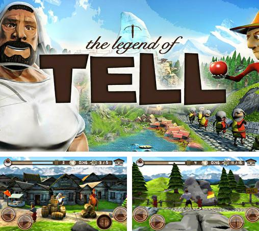 Zusätzlich zum Spiel Affe aus Stahl 2 für Android-Telefone und Tablets können Sie auch kostenlos The legend of William Tell, Die Legende von William Tell herunterladen.
