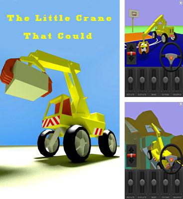 In addition to the game Traktor Digger for Android phones and tablets, you can also download The Little Crane That Could for free.