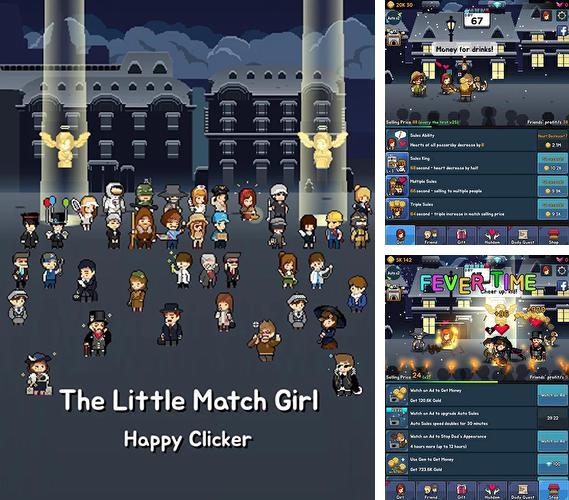 The little match girl: Happy clicker