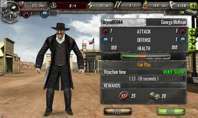 Download The Lone Ranger Android free game.
