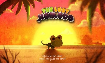 The Lost Komodo обложка