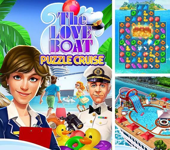 The love boat: Puzzle cruise