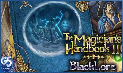 The Magician's Handbook II BlackLore обложка