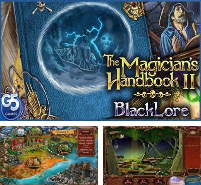 In addition to the game Quests & Sorcery for Android phones and tablets, you can also download The Magician's Handbook II BlackLore for free.