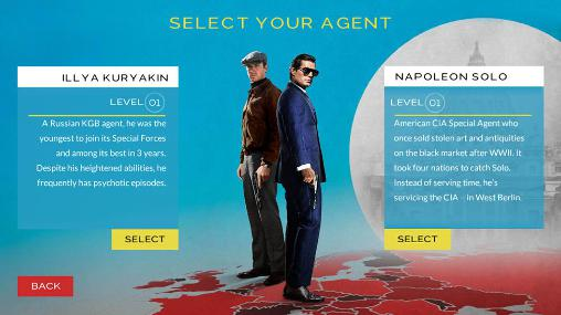 The man from U N C L E  Mission: Berlin for Android - Download APK free