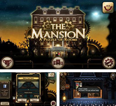 In addition to the game The Room Epilogue for Android phones and tablets, you can also download The Mansion A Puzzle of Rooms for free.