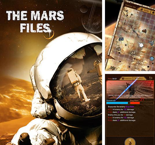 In addition to the game Winter Island: Crafting game. Survival Siberia for Android phones and tablets, you can also download The Mars files: Survival game for free.