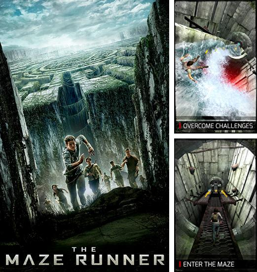 In addition to the game Marv The Miner 3: The Way Back for Android phones and tablets, you can also download The maze runner for free.