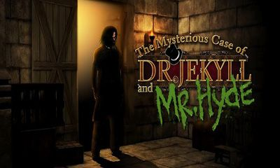 The Misterious Case of Dr.Jekyll & Mr. Hyde. Hidden Object