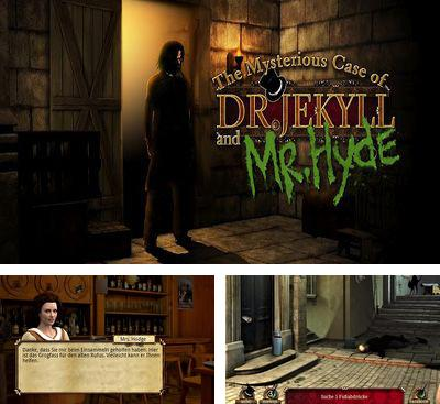 En plus du jeu Les Chevaliers de l'Aube pour téléphones et tablettes Android, vous pouvez aussi télécharger gratuitement Le Cas Mystérieux du Dr. Jekyll  & Mr. Hyde, The Misterious Case of Dr.Jekyll & Mr. Hyde. Hidden Object.