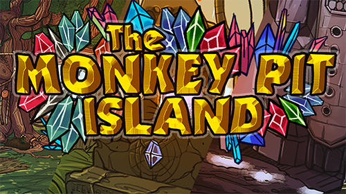 The monkey pit island poster