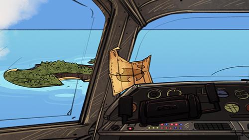 The monkey pit island screenshot 1
