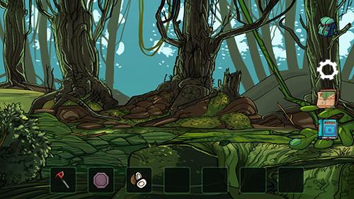The monkey pit island screenshot 2