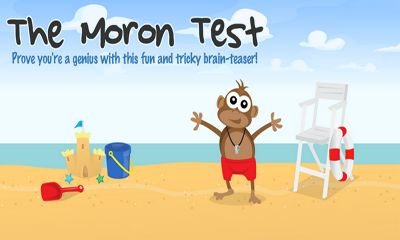 The Moron Test poster
