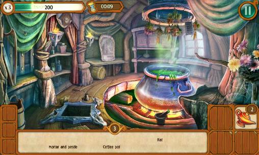 Screenshots do The mystery of Dragon isle - Perigoso para tablet e celular Android.