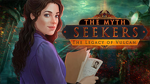 The myth seekers: The legacy of Vulcan poster