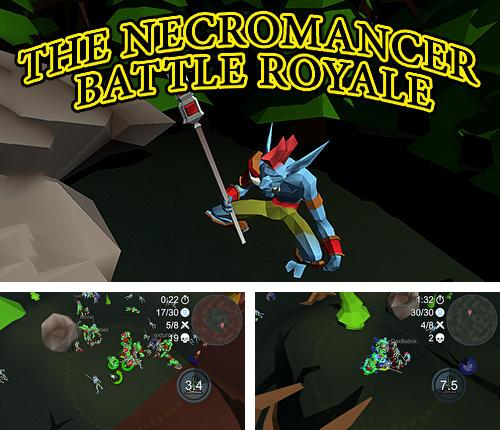The necromancer: Battle royale