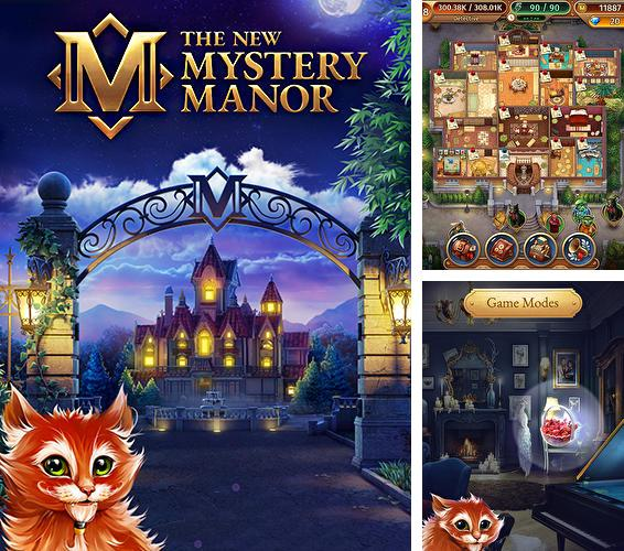 The new mystery manor: Hidden objects