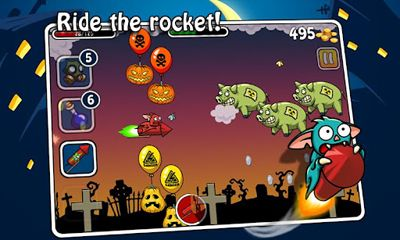 Download The Night Flier Android free game.