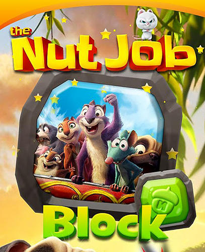 The nut job block puzzle обложка