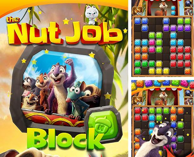 The nut job block puzzle