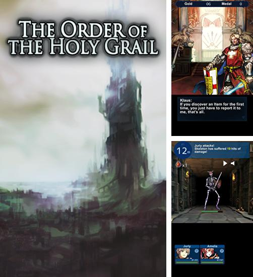 In addition to the game The order of the Holy Grail for Android, you can download other free Android games for BRAVIS NB75.
