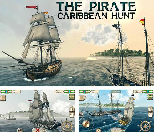 The pirate: Caribbean hunt