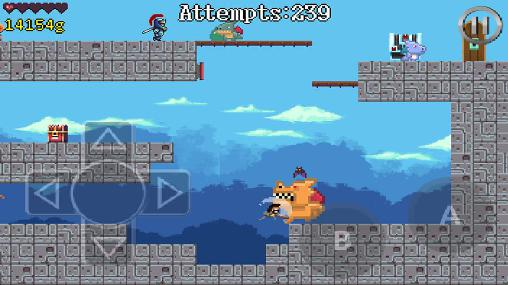 The quest by Chorrus screenshot 3