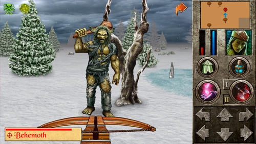 Kostenloses Android-Game The Quest: Inseln von Eis und Feuer. Vollversion der Android-apk-App Hirschjäger: Die The quest: Islands of ice and fire für Tablets und Telefone.