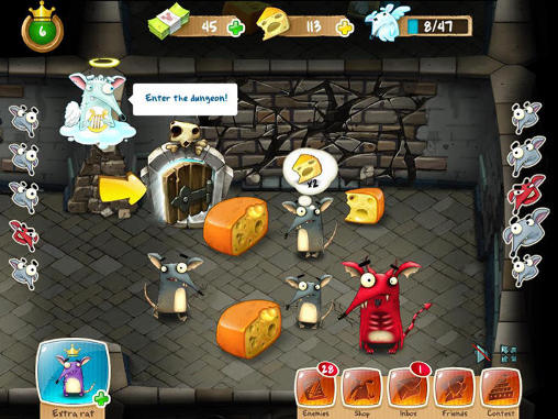 The rats online screenshot 2