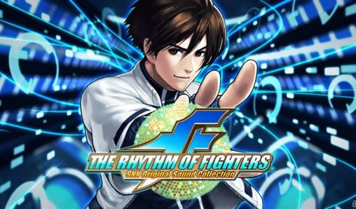 The rhythm of fighters обложка