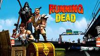 The running dead: Zombie shooting running FPS game APK