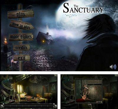 In addition to the game The Haunt 2 for Android phones and tablets, you can also download The Sanctuary for free.