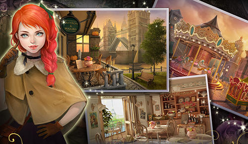 Screenshots von The secret clue für Android-Tablet, Smartphone.