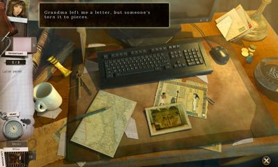 Screenshots von The Secret Legacy für Android-Tablet, Smartphone.