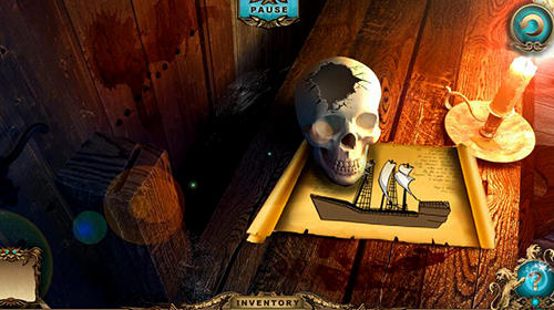 Juega a The secret of dead pirate para Android. Descarga gratuita del juego Misterio del pirata muerto.