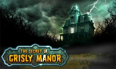 The Secret of Grisly Manor обложка
