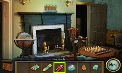 Screenshots do The Secret of Grisly Manor - Perigoso para tablet e celular Android.