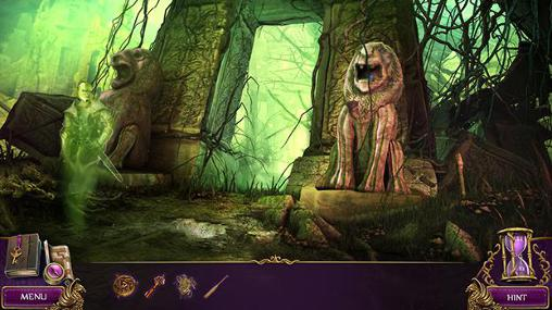 Screenshots do The secret order 2: Masked intent - Perigoso para tablet e celular Android.