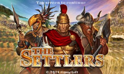 The Settlers HD poster