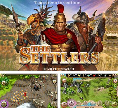 In addition to the game Quests & Sorcery for Android phones and tablets, you can also download The Settlers HD for free.