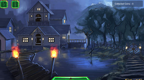 Screenshots von The shadow of devilwood: Escape mystery für Android-Tablet, Smartphone.