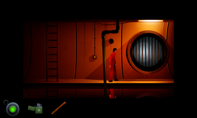 Download The Silent Age Android free game.