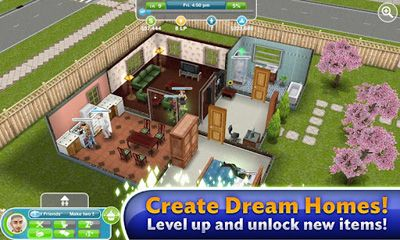 The Sims: FreePlay скриншот 2