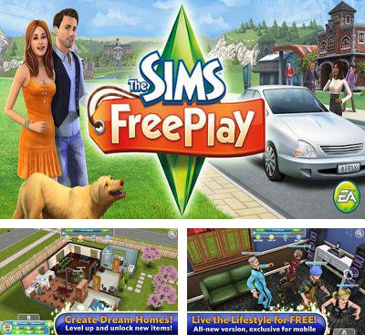 In addition to the game Virtual Families 2 for Android phones and tablets, you can also download The Sims: FreePlay for free.