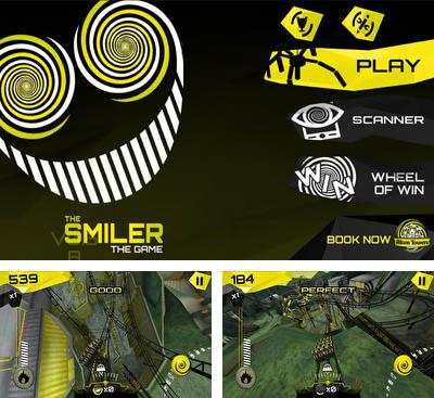 In addition to the game Combat cats for Android phones and tablets, you can also download The Smiler for free.