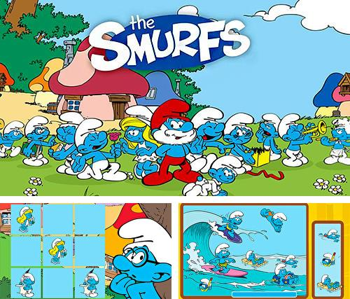 The Smurfs and the four seasons