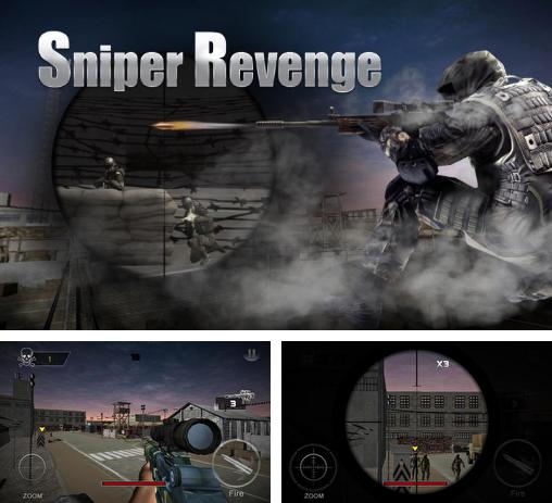 Alem do jogo Atirador assassino. Guerra 3D  para telefones e tablets Android, voce tambem pode baixar A vingança do atirador furtivo: Assassino 3D, The sniper revenge: Assassin 3D gratuitamente.