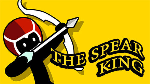 The spear king poster