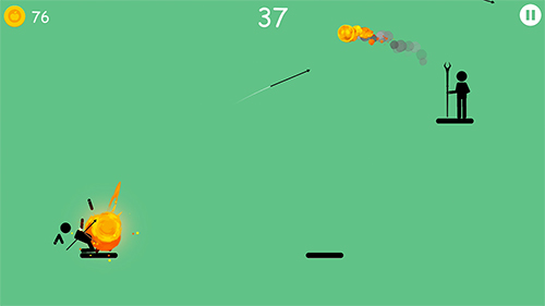 Stickman baseball screenshot 2